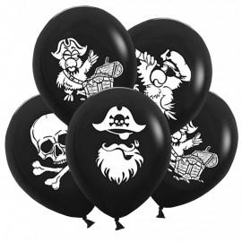 """Гелиевый шар """"Пираты"""""""