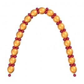 Гирлянда из линколунов 1м