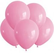 Гелиевый шар розовый