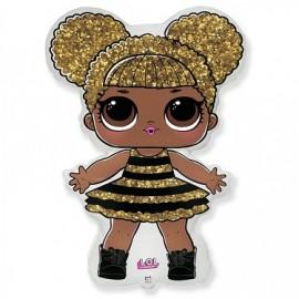 Куколка жёлтая