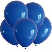 Гелиевый шар синий