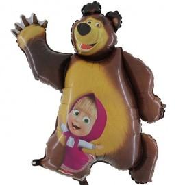 Медведь с Машей