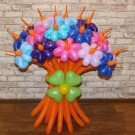"""Букет 15 цветов """"Оранжевый день"""""""