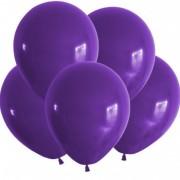 Гелиевый шар фиолетовый