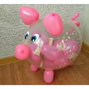 Денежная свинка