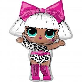Куколка розовая