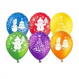 Гелиевый шар с Новым Годом