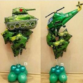 Военные фонтаны